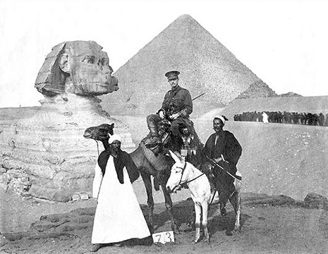 Entraînement en Égypte