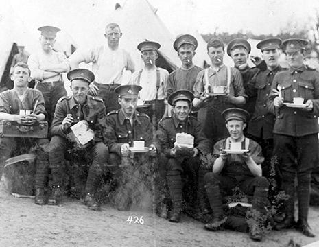 SOLDIERS - NEWFOUNDLAND REGIMENT